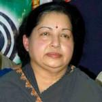 J Jayalalithaa. Credit: Wikimedia Commons