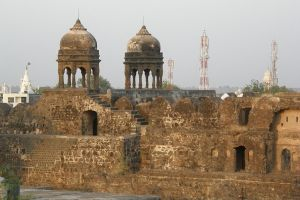Malegaon Fort. Credit: Wikimedia Commons