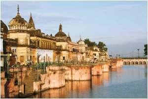 Ayodhya. Credit: Wikimedia Commons