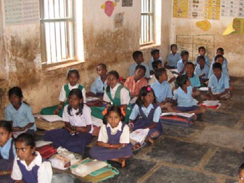 File photo of a Bihar school. Credit: PTI