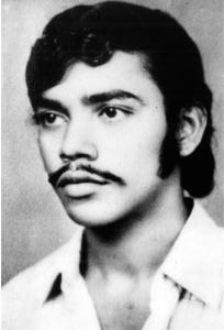 P. Rajan, Prof. Warrier's son.