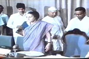 Indira Gandhi. Credit: YouTube Screengrab