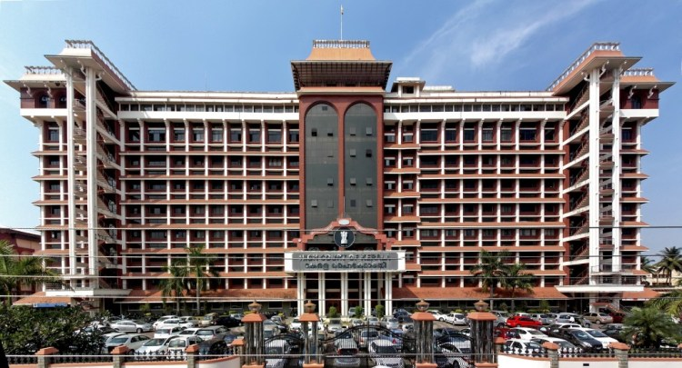 The Kerala High Court. Credit: Wikimedia Commons