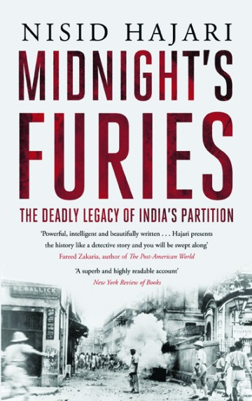 Nisid Hajari, Midnight's Furies: The Deadly Legacy of India's Partition, Penguin Viking, 2015.
