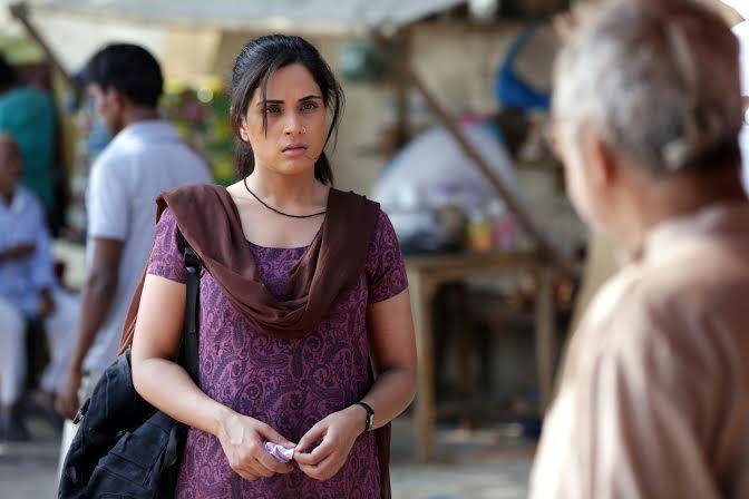 Richa Chaddha in a screengrab from the film 'Masaan'.