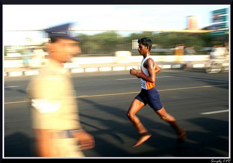 Chennai Marathon. Credit: Simply CVR/Flickr, CC BY-NC 2.0