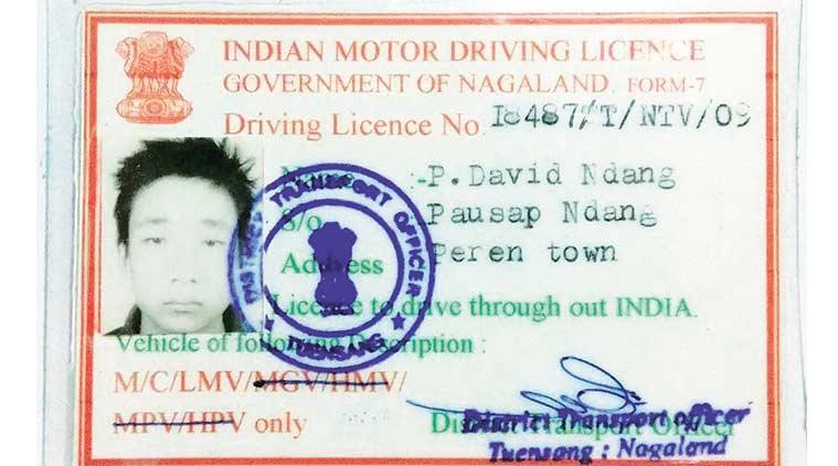 nagaland-driving license
