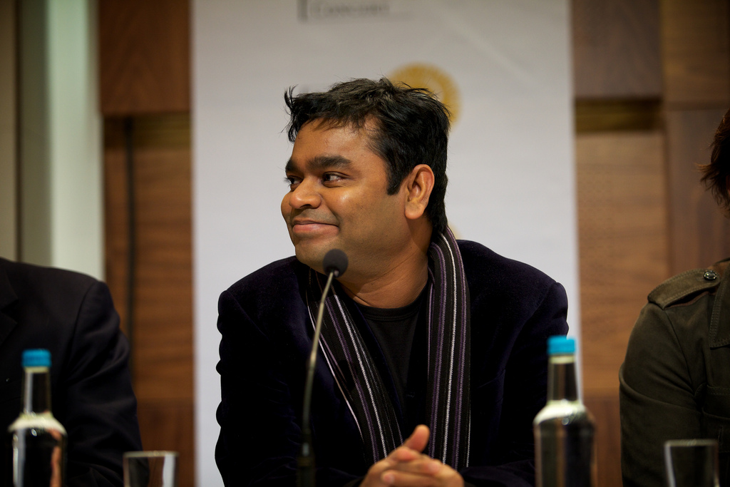 A R Rahman (Photo: acktiv i oslo on Flickr)