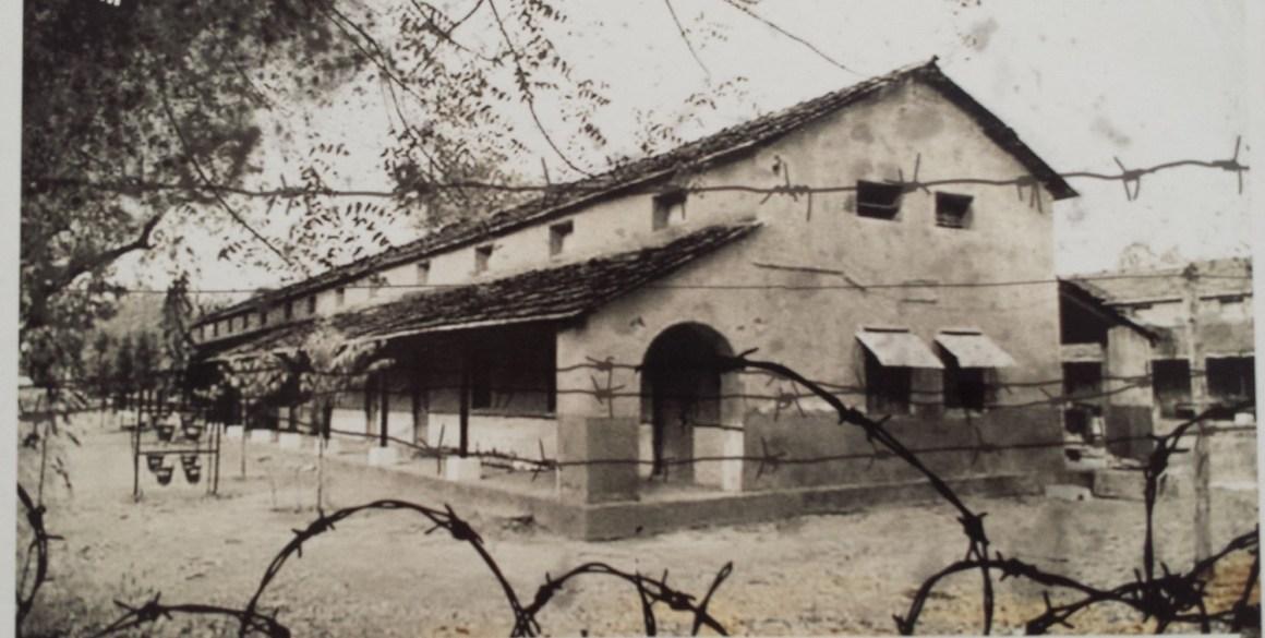 The internment centre at Deoli. Credit: indiadeoli.wordpress.com