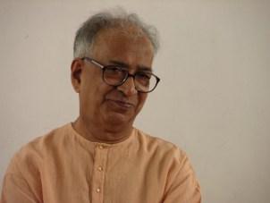 K.G. Subramanyan. Credit: guildindia.com