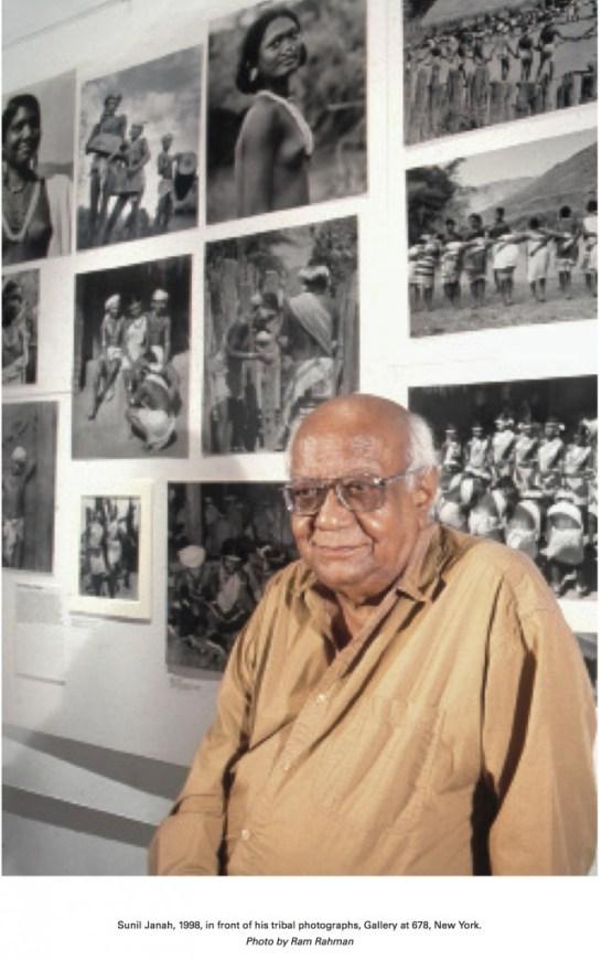 Sunil Janah by Ram Rahman