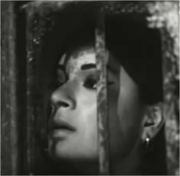 Rehana Sultan in Bedi's film 'Dastak' (1970).