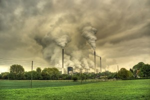 Scholven Power Station, a coal-fired power plant, in Germany. Credit: Guy Gorek