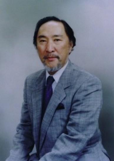 Noboru Karashima, 1933-2015. Credit: Fukuoka Prize