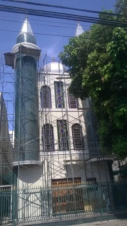 Mesquita da Luz (Masjid el Nur), Rio de Janeiro. Credit: Malik Abdou/Facebook