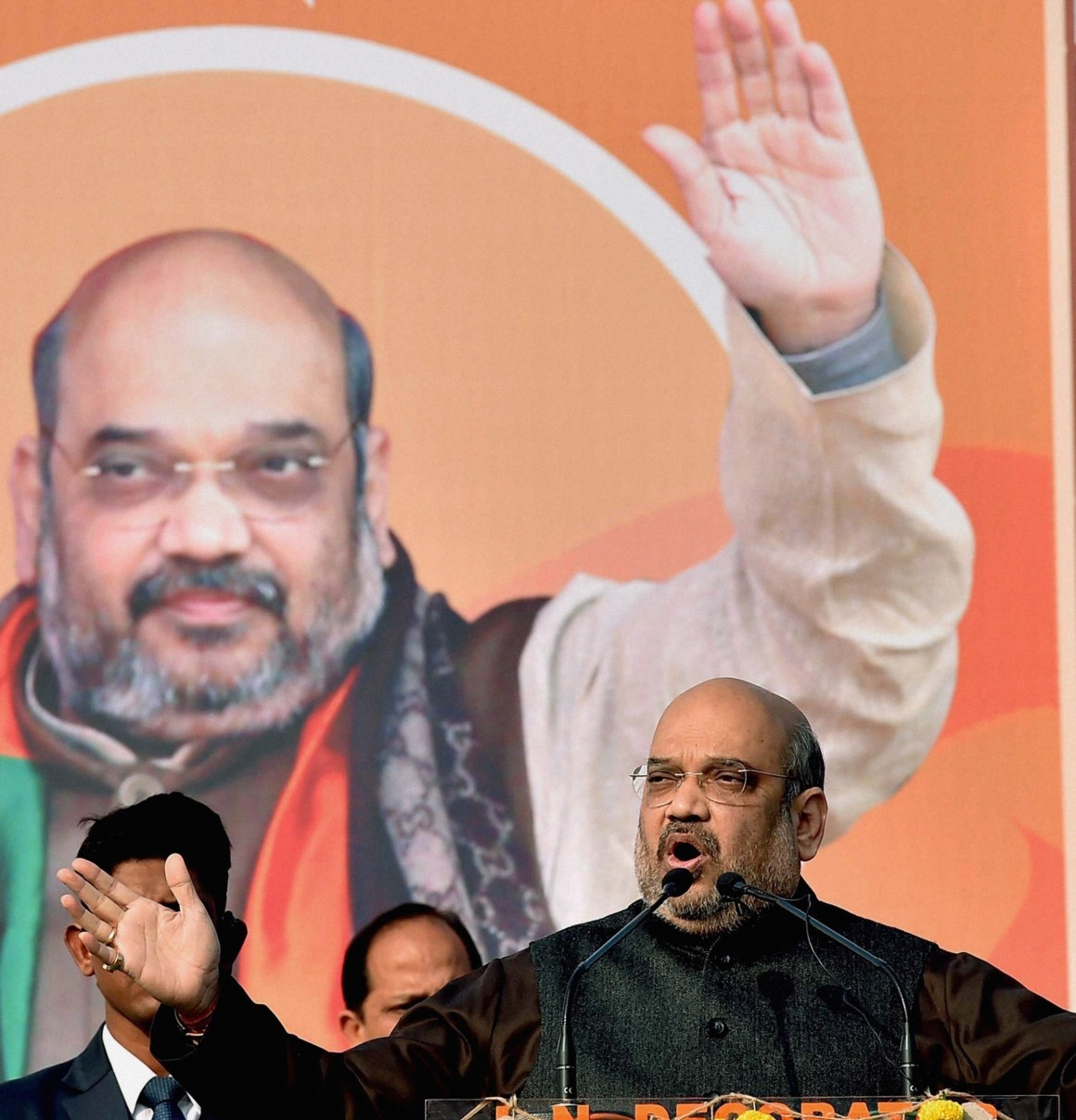 The BJP's nationalist agenda does not appear to be serving the party politically. Credit: PTI