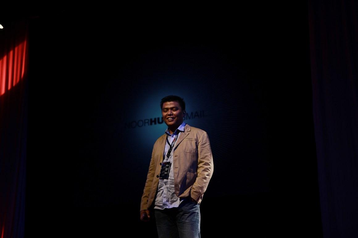 Noorul Hud Ismail. Ceedit: TedXJakarta/Flickr CC 2.0