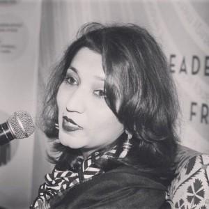 Aparna Jain. Credit: Twitter