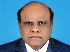 Justice C.S. Karnan, Madras high court. Credit: Special Arrangement