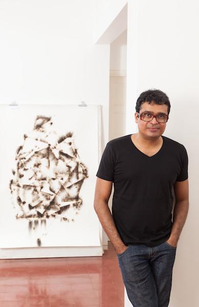 Mumbai based artist Jitish Kallat