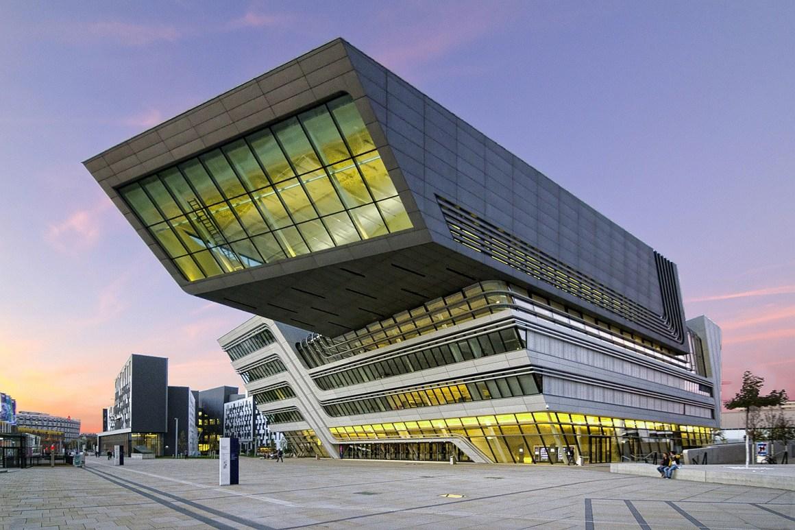 Library and learning centre, Vienna. Credit: Wojtek Gurak/Flickr CC 2.0