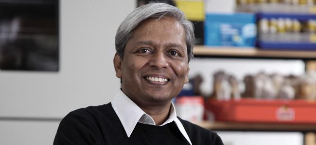 DBT secretary K. VijayRaghavan. Source: Infosys Foundation