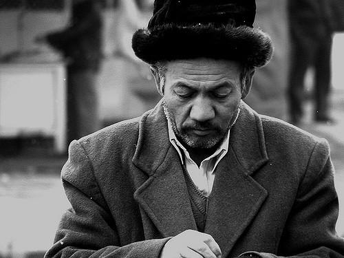 An Uighur man in Kashgar. Credit: Fiona/Flickr CC 2.0