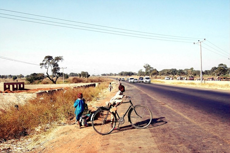 File photo of a road near Zaria. Credit: Pjotter05/Flickr CC BY-NC-ND 2.0