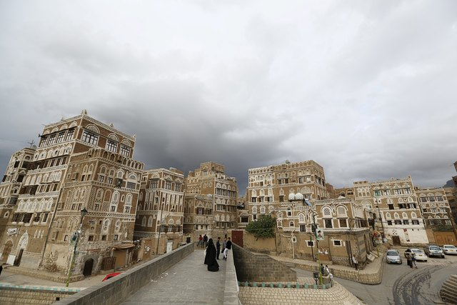 A view of the old quarter of Yemen's capital Sanaa April 9, 2016. REUTERS/Khaled Abdullah