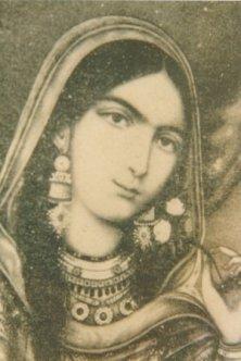 Begum Hazrat Mahal. Credit: Wikimedia Commons