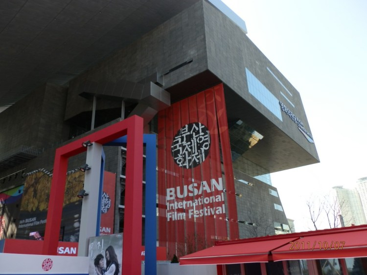The Busan Cinema Centre, Busan, South Korea. Credit: Wikimedia Commons