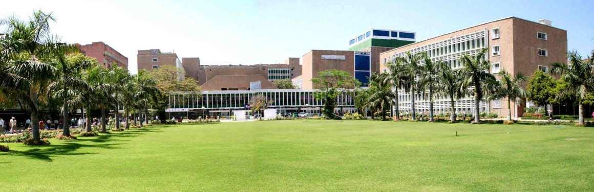 All India Institute of Medical Sciences, New Delhi. Credit: AIIMS