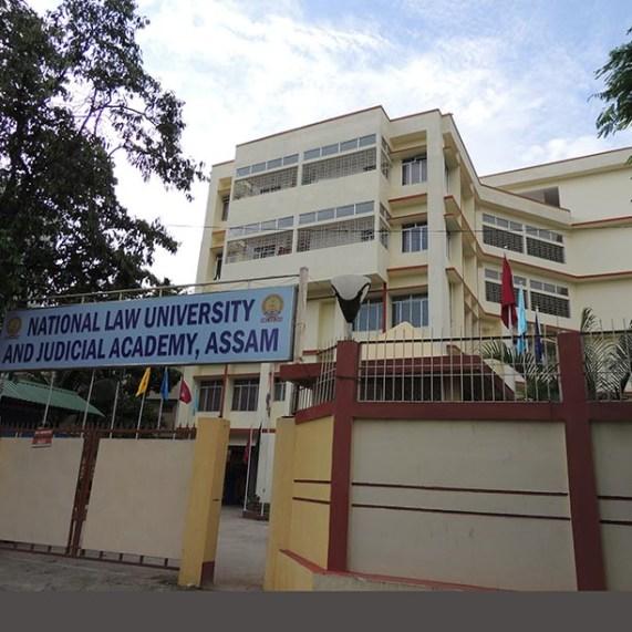 National Law University, Asaam. Credit: NLU Assam
