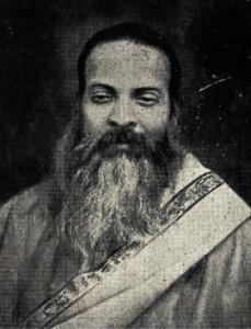 Vishnu Digambar Paluskar, founder of the Gandharva Mahavidyalaya. Credit: Youtube