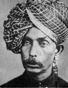 Abdul Karim Khan of the Kirana gharana. Credit: Wikipedia