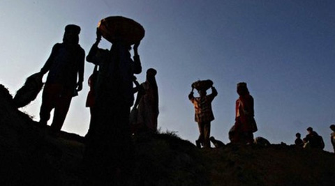 File photo of NREGA workers. Credit: PTI