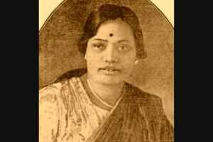 Bai Sunderabai of Poona. Credit: Google.