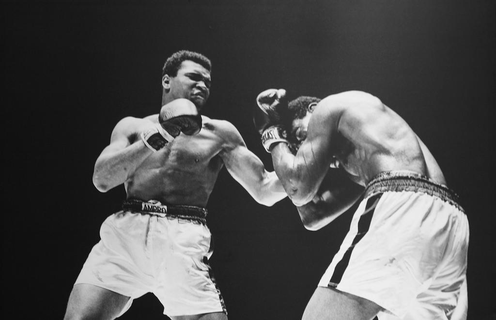 Muhammad Ali v. Ernie Terrell, Houston Astrodome, Houston, Texas, 1967. Credit: nostri-imago/Flickr, CC BY 2.0