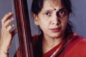 Veena Sahasrabuddhe (1948 - 2016), vocalist of the Gwalior gharana. Credit: Youtube