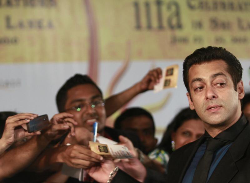 File photo of Salman Khan. Credit: Reuters