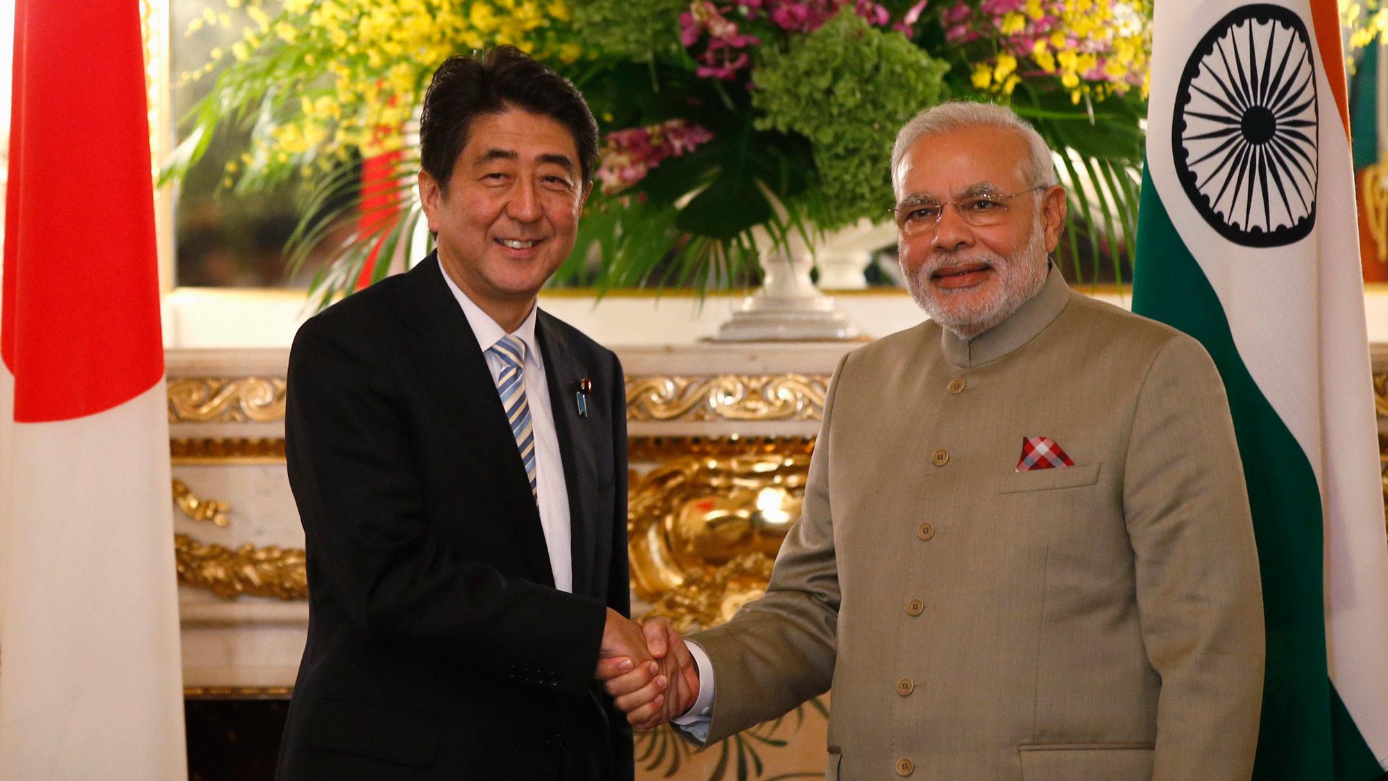 ભારત-જાપાનની મિત્રતાને લઇ ચીન બન્યું બેબાકળું