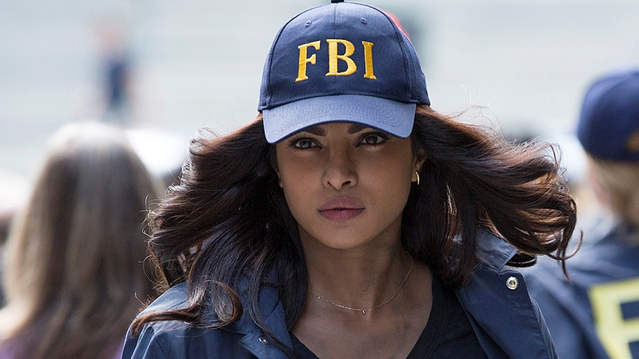 Priyanka Chopra on the ABC series, Quantico