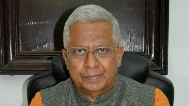 Acting governor of Arunachal Pradesh Tathagata Roy. Credit: PTI