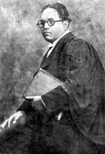 Ambedkar. Credit: Wikimedia Commons