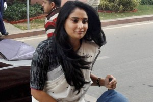 Ramya. Credit: PTI/Files