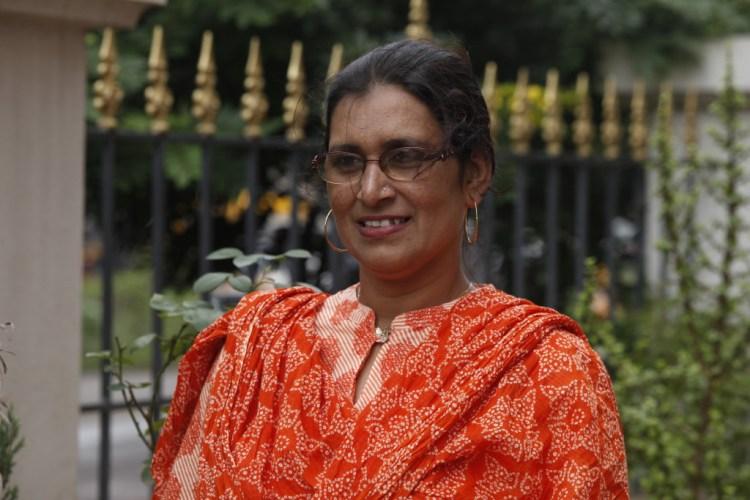 Journalist Shirin Dalvi. Photo supplied by author