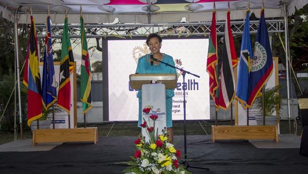 Commonwealth Secretary-General Baroness Patricia Scotland. Credit: The Commonwealth