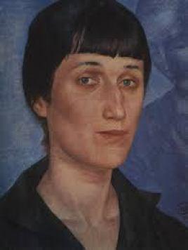 Anna Akhmatova. Credit: Wikimedia Commons