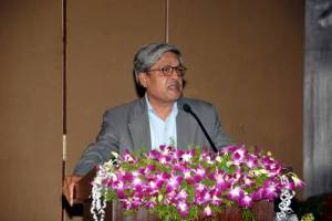 Dilip Padgaoner. Credit: Wikimedia Commons