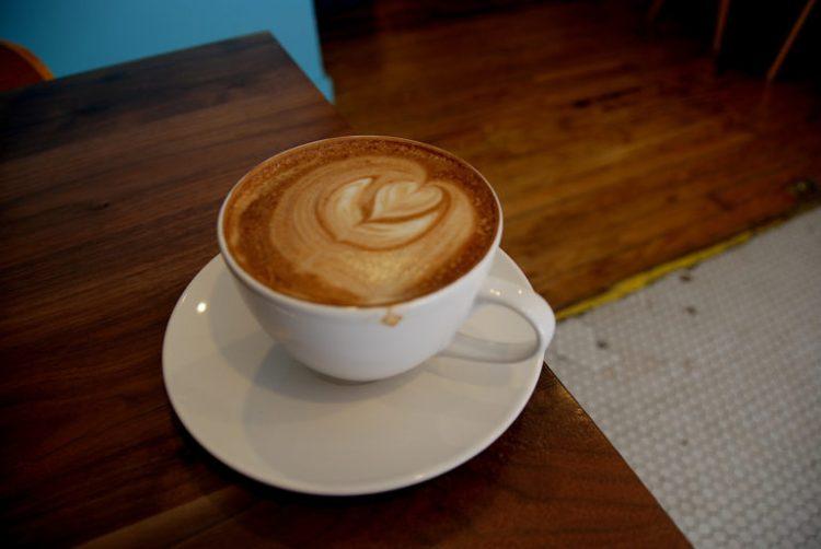 Vanilla latte perfection. Credit: Keegan Jones/ Flickr, CC BY-NC 2.0